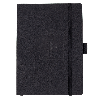 JL Soft Bound Journal Front Cover